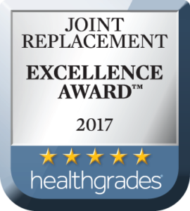Joint Replacement Excellence Award