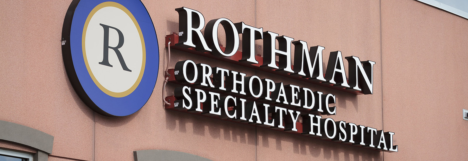 Home Page - Rothman Orthopaedic Specialty Hospital
