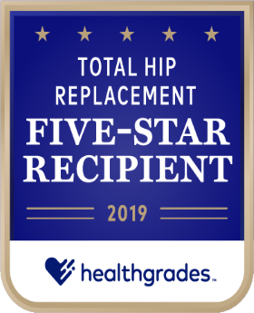 Five Star Total Hip Award 2019