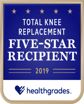 Five Star Total Knee Award 2019