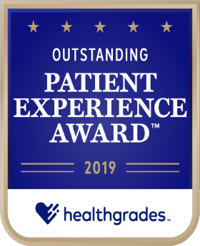 Outstanding Patient Experience Award 2019