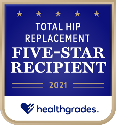 Five Star Total Hip Award 2020
